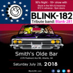 Blink182 Tribute Band Atlanta