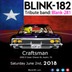Blink182 Tribute Band Austin