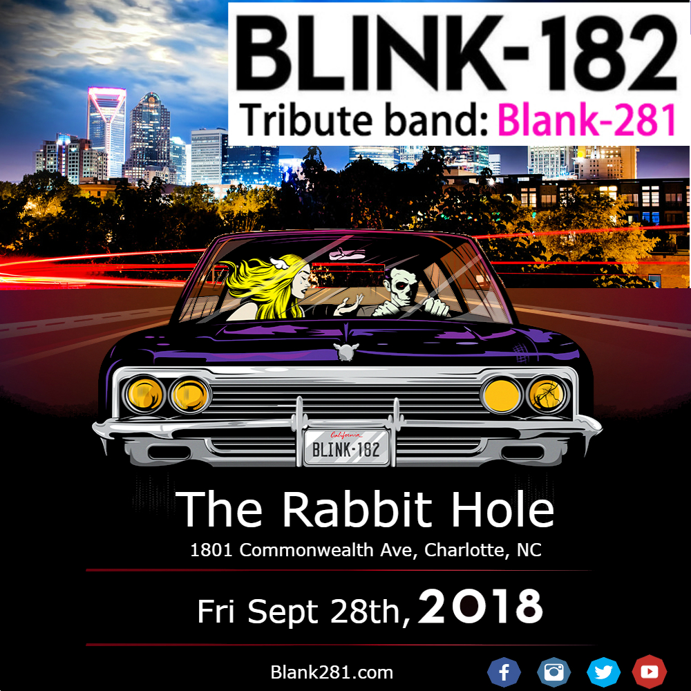 Blink-182 Tribute Charlotte