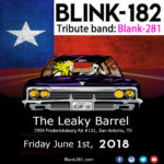 Blink182 Tribute Band San Antonio