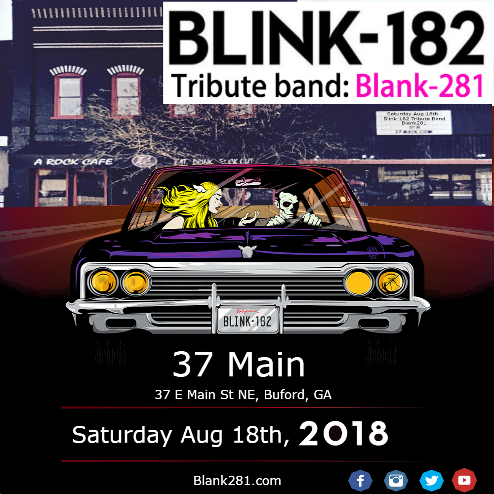 Blink182 Tribute Band