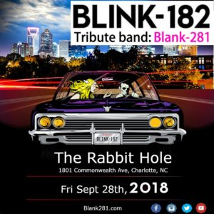 Blink 182 Tribute Band