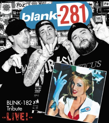 Blink-182 Tribute Band: Blank281