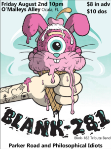 blink182 Ocala FL
