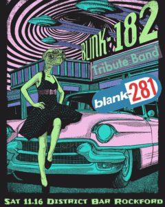 Blink-182 rockford